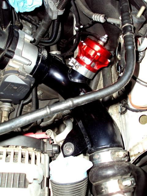 Evolution Racewerks N54 Chargepipe BMW 135,335