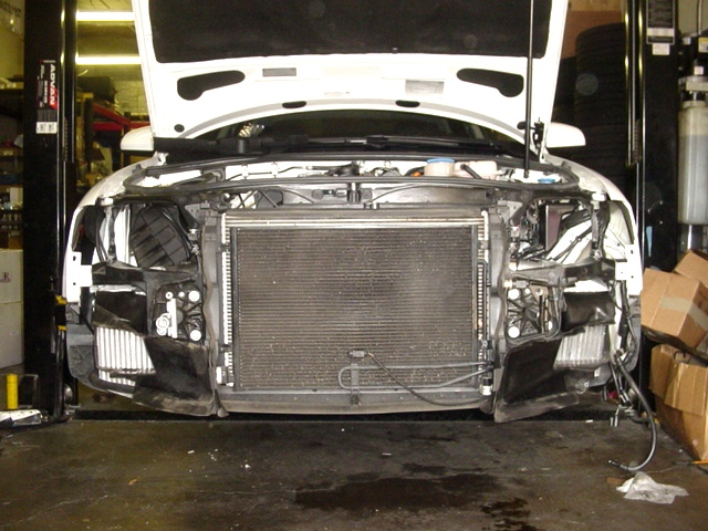 A4 B7 Sports Series Dual Side Mount Intercooler Smic