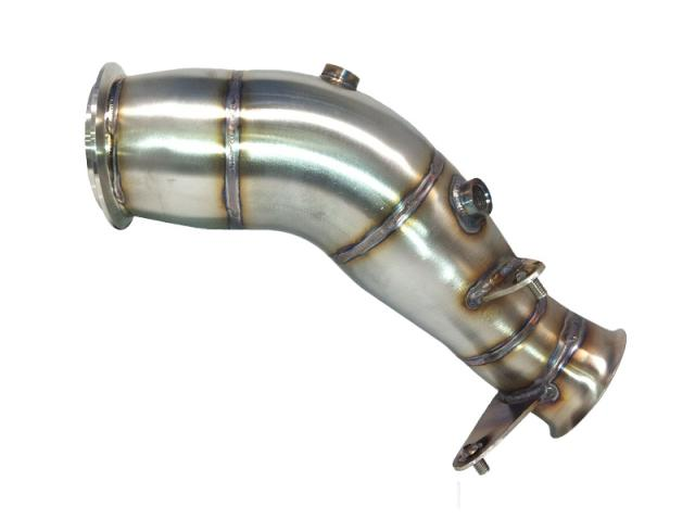 Sports Series 4 Quot High Flow Catted Downpipe For N55 Engine