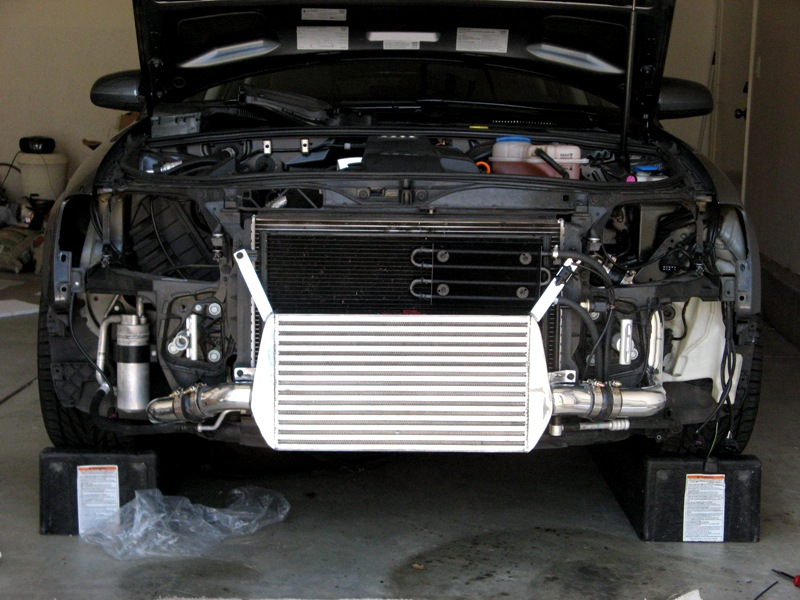 A4 B7 Competition Series Front Mount Intercooler FMIC